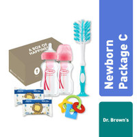 Dr. Brown's Newborn Package C / Gift Set Bayi