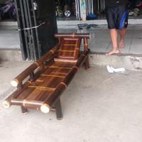 bale senderan kursi bambu