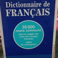 kamus bahasa Perancis import asli lumayan lengkap murah