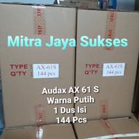 Tweeter Audax Ax 61 S Putih Kartonan Speaker Walet Ax 61s