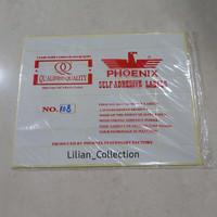 Stiker Label Nama Phoenix no 108
