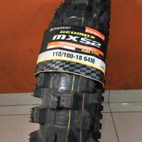 BAN DUNLOP GEOMAX MX 52 18 110 100 INTERMEDIATE CROSS TRAILL