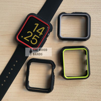 Case Apple Watch Series 6 Rubber Sillicon Nike Casing TPu 40mm 44mm