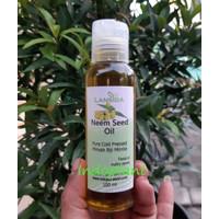 Neem Seed Oil 100 ml - Minyak Biji Mimba Organik 100% Minyak Nimba