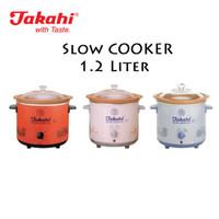 Takahi Slow Cooker 1.2L Baby Food Maker