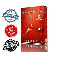 Adobe Acrobat XI Pro Original Lisensi PDF Untuk Windows