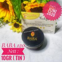 Baba 120 Tin 10gr / Origina Import