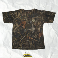 T shirt Kaos Duck commander VINTAGE GRAPHIC - THRIFT