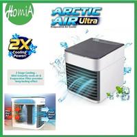 Arctic Air Ultra AC Pendingin Mini Portable 2X Cooling Power Fan 7 LED