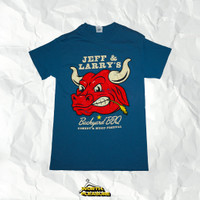 T shirt Kaos Gildan Jeff & larry's VINTAGE GRAPHIC - THRIFT