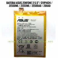 BATERAI ASUS C11P1424 ZE550ML ZE551ML Z00AD BATRE BATERE ZENFONE 2 5.5