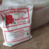 Tepung Beras Rose Brand 500 gram.1 dus isi 20