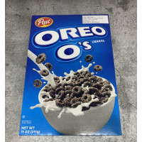 Post Oreo Cereal 311gr Sereal USA