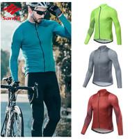 Baju Jersey Sepeda Santic Tangan Panjang - California - WM8C01100