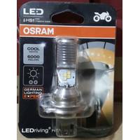 LAMPU DEPAN LED H4 HS1 OSRAM COOL WHITE 6000K VIXION / CB 150 / R 15
