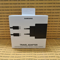 Charger Samsung Galaxy S20 plus| S20 Ultra 45W Super Fast Charging ORI