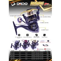Reel Daido Daimos Pro Series
