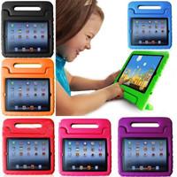 Ipad 7 8 10.2 EVA ShockProof i-case Standing Children Cover Case Kids