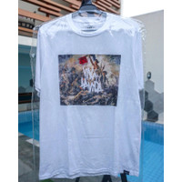 Pull & Bear Coldplay Merch T-shirt original