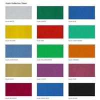 Stiker Cutting Reflektif / Scotlight Bahan Stiker Reflektif merk Asahi