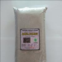 TEPUNG BERAS HITAM Organik kemasan 1 KG/ BLACK RICE Organic POWDER