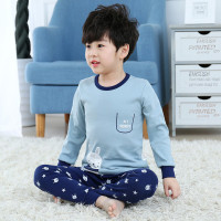 PJ071-bluerabbit Piyama Anak Laki-laki Couple Impor 2 -10 tahun