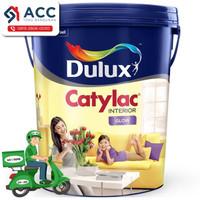 Dulux Catylac Glow Warna Putih 1501 Cat Tembok Interior 25 kg Pail