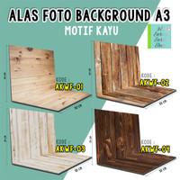 Background Alas Foto Produk A3+ (AKWF)