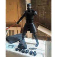 star wars Kylo Ren bandai model kit not hasbro black series