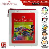 Faber-Castell Hexa Oil Pastel 72