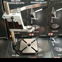 stand bor duduk/dudukan mesin bor tangan/tatakan bor/stand drill