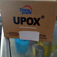 upox cat lantai clear / Transparan