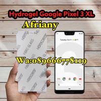 Google Pixel 3 XL Anti Gores Hydrogel Full Screen Protector