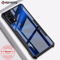 Original Case RZANTS Realme 7 / Realme 7 Pro Hybrid TPU Shockproof - Realme 7 Hitam