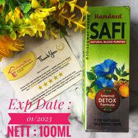 AYURVEDIC Natural Blood Purifier SAFI by Hamdard 100ml - Detox Darah