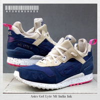 Sepatu Original Asics Gel Lyte Mt Indian Pink BNIB