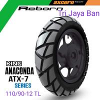 Ban Kingland 110/90-12 TL,Anaconda ATX-7, Ban Blkg Scoopy f1 Ring 12