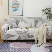 COVER SOFA SEATER Sarung SOFA stretch elastis SIMPLY STAR cover sofa