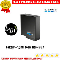 BATRAI GOPRO HERO 7 BLACK BATERAI 6 GORPO HERO 5 ORIGINAL