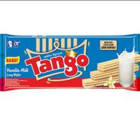 Tango Long Wafer Vanilla Vanila Milk 130g 130gr 130 g gr gram