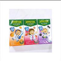 Ready stock Apetton Kids Vitami anak