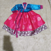 hanbok anak baju adat tradisional korea hambok hanbook oct03 b