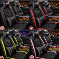 Sarung jok mobil All New Honda Brio Satya RS jazz Rs Gk5 Yaris TRD DLL