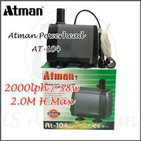 Atman Power Head AT104 AT-104 AT 104 2000 PowerHead Filter Pompa Air