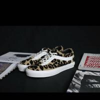 Sepatu Sneakers Vans Bold Ni animal Leopard