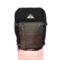 Tas Ransel Eiger 910004250 Borderpass-2 Cabin 40L Travel Bag - Black