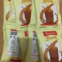 Max Tea Teh Tarik Renceng isi 10 Sachet [ 25 gr] - TERMURAH