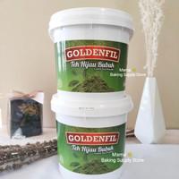 GOLDENFIL Bubuk Green Tea Matcha Powder Goldenfil Murni 500 gr