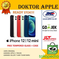 [DUAL] iPhone 64GB 128GB 256GB 12 / Mini Black Blue Green Red 13 White