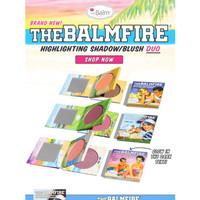 theBalm Fire Highlighting Shadow/Blush Duo